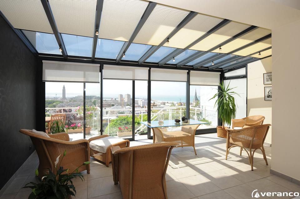 V randas salon salle manger veranda co for Salle a manger veranda